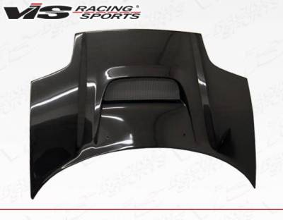 VIS Racing - Carbon Fiber Hood Type R Style for Acura NSX 2DR 02-05 - Image 4