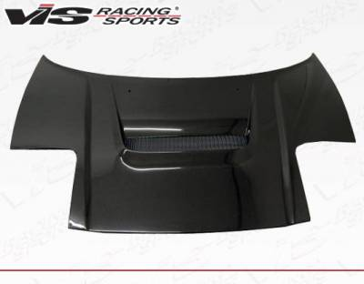 VIS Racing - Carbon Fiber Hood Type R Style for Acura NSX 2DR 91-01 - Image 2