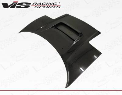 VIS Racing - Carbon Fiber Hood Type R Style for Acura NSX 2DR 91-01 - Image 3