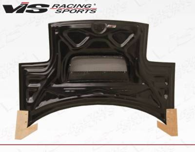 VIS Racing - Carbon Fiber Hood Type R Style for Acura NSX 2DR 91-01 - Image 4