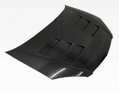 VIS Racing - Carbon Fiber Hood MAX Style for Acura RSX 2DR 02-06 - Image 2