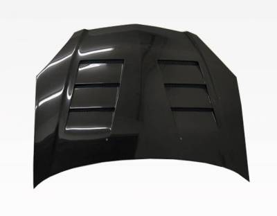 VIS Racing - Carbon Fiber Hood MAX Style for Acura RSX 2DR 02-06 - Image 4