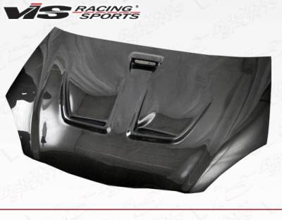 VIS Racing - Carbon Fiber Hood Techno R Style for Acura RSX 2DR 02-06 - Image 1