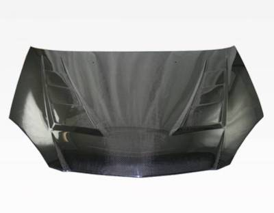 VIS Racing - Carbon Fiber Hood Terminator Style for Acura RSX 2DR 02-06 - Image 2
