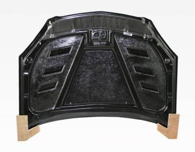 VIS Racing - Carbon Fiber Hood Terminator Style for Acura RSX 2DR 02-06 - Image 4