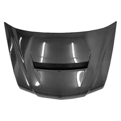 VIS Racing - Carbon Fiber Hood N1 Style for Acura TSX 4DR 06-08 - Image 1