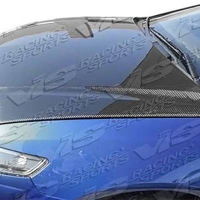 VIS Racing - Carbon Fiber Hood OEM Style for Acura TSX 4DR 06-08 - Image 2