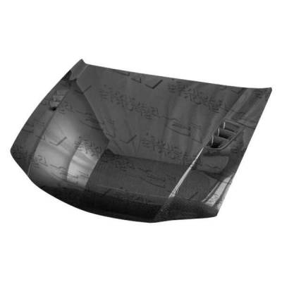 VIS Racing - Carbon Fiber Hood RR Style for Acura TSX 4DR 06-08 - Image 1