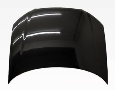 VIS Racing - Carbon Fiber Hood OEM Style for AUDI A3 4DR 09-13 - Image 3