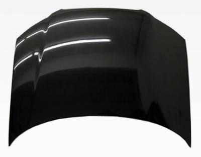 VIS Racing - Carbon Fiber Hood OEM Style for AUDI A3 4DR 06-08 - Image 3