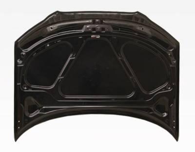 VIS Racing - Carbon Fiber Hood OEM Style for AUDI A3 4DR 06-08 - Image 4