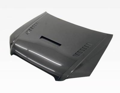 VIS Racing - Carbon Fiber Hood XTS Style for AUDI A4 4DR 06-08 - Image 1
