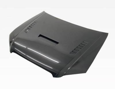 VIS Racing - Carbon Fiber Hood XTS Style for AUDI A4 4DR 06-08 - Image 2