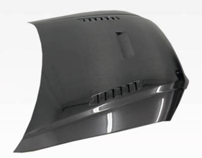 VIS Racing - Carbon Fiber Hood XTS Style for AUDI A4 4DR 06-08 - Image 4