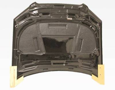 VIS Racing - Carbon Fiber Hood XTS Style for AUDI A4 4DR 06-08 - Image 5