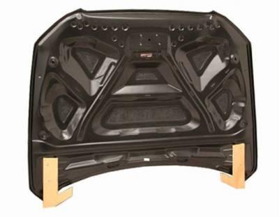 VIS Racing - Carbon Fiber Hood OEM Style for AUDI Q5 4DR 2008-2012 - Image 3
