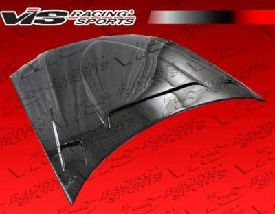 VIS Racing - Carbon Fiber Hood Euro R Style for AUDI S4 4DR 05-08 - Image 3