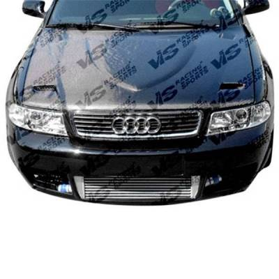 VIS Racing - Carbon Fiber Hood Euro R Style for AUDI S4 4DR 98-02 - Image 2