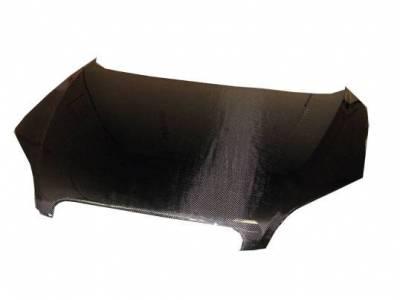 VIS Racing - Carbon Fiber Hood OEM Style for AUDI TT 2DR 2007-2014 - Image 2