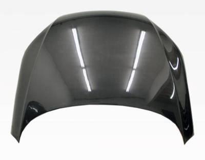 VIS Racing - Carbon Fiber Hood OEM Style for AUDI TT 2DR 2007-2014 - Image 3