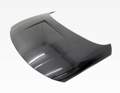 VIS Racing - Carbon Fiber Hood G Tech Style for AUDI TT 2DR 00-06 - Image 1