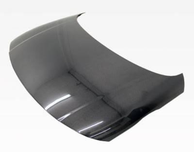 VIS Racing - Carbon Fiber Hood OEM Style for AUDI TT 2DR 00-06 - Image 2
