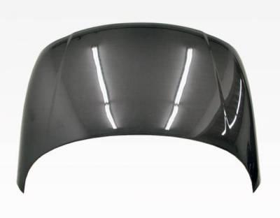 VIS Racing - Carbon Fiber Hood OEM Style for AUDI TT 2DR 00-06 - Image 3