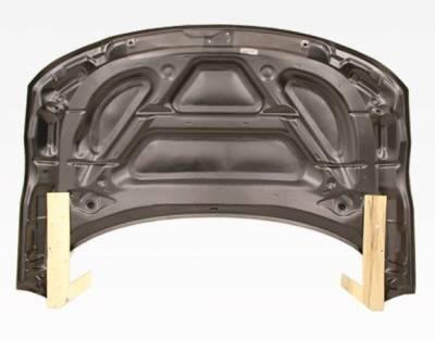 VIS Racing - Carbon Fiber Hood OEM Style for AUDI TT 2DR 00-06 - Image 4
