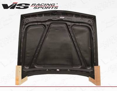 VIS Racing - Carbon Fiber Hood OEM Style for BMW 3 SERIES(E30) 2DR & 4DR 84-91 - Image 4