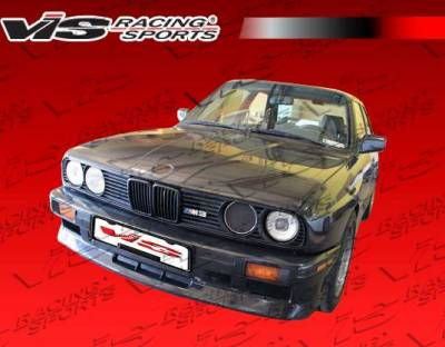 VIS Racing - Carbon Fiber Hood OEM Style for BMW 3 SERIES(E30) 2DR & 4DR 84-91 - Image 6