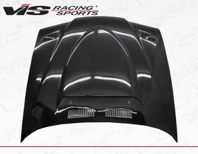 VIS Racing - Carbon Fiber Hood Euro R Style for BMW 3 SERIES(E36) 2DR 92-98 - Image 1