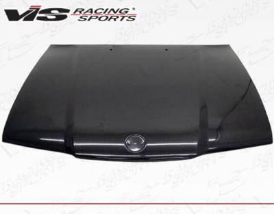 VIS Racing - Carbon Fiber Hood OEM Style for BMW 3 SERIES(E36) 4DR 92-98 - Image 2