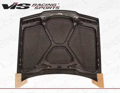 VIS Racing - Carbon Fiber Hood OEM Style for BMW 3 SERIES(E36) 4DR 92-98 - Image 4