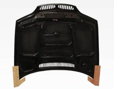 VIS Racing - Carbon Fiber Hood OEM Style for BMW 3 SERIES(E46) 2DR 04-05 - Image 4