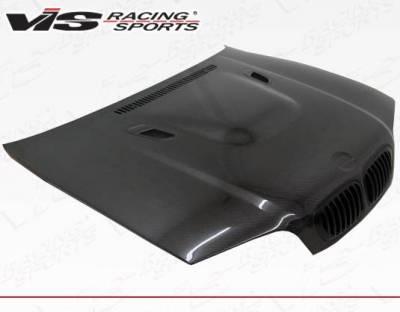 VIS Racing - Carbon Fiber Hood E92 M3 Style for BMW 3 SERIES(E46) 2DR 99-03 - Image 1