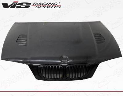 VIS Racing - Carbon Fiber Hood XTS Style for BMW 3 SERIES(E46) 2DR 99-03 - Image 3