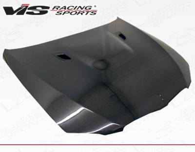 VIS Racing - Carbon Fiber Hood M3 Style for BMW 3 SERIES(E92) 2DR 11-13 - Image 1
