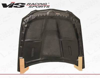 VIS Racing - Carbon Fiber Hood M3 Style for BMW 3 SERIES(E92) 2DR 11-13 - Image 4