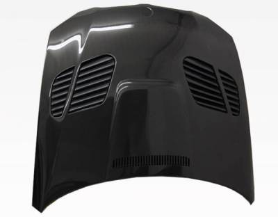 VIS Racing - Carbon Fiber Hood GTR Style for BMW 3 SERIES(E92) 2DR 07-10 - Image 3