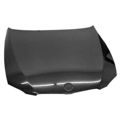 VIS Racing - Carbon Fiber Hood OEM Style for BMW 3 SERIES(E92) 2DR 07-10 - Image 1