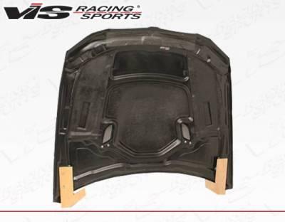 VIS Racing - Carbon Fiber Hood XTS Style for BMW 3 SERIES(E92) M3 2DR 08-14 - Image 3