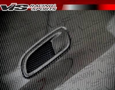 VIS Racing - Carbon Fiber Hood XTS Style for BMW 3 SERIES(E92) M3 2DR 08-14 - Image 4