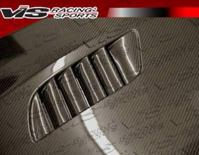 VIS Racing - Carbon Fiber Hood XTS Style for BMW 3 SERIES(E92) M3 2DR 08-14 - Image 5