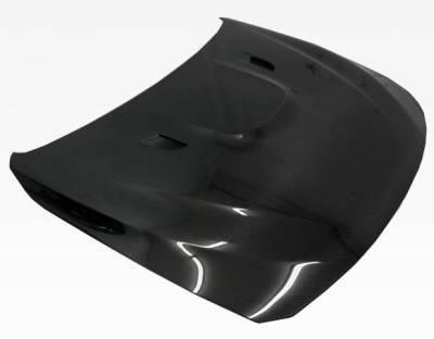 VIS Racing - Carbon Fiber Hood M3 Style for BMW 3 SERIES(F80) M3 4DR 15-17 - Image 2