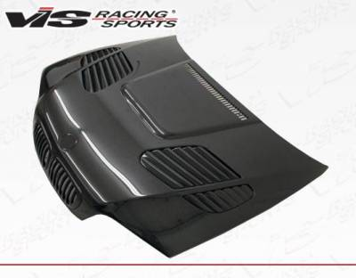 VIS Racing - Carbon Fiber Hood GTR Style for BMW 3 SERIES(M3) 2DR 01-06 - Image 3