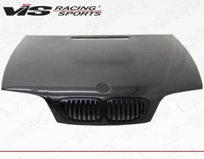VIS Racing - Carbon Fiber Hood OEM Style for BMW 3 SERIES(M3) 2DR 01-06 - Image 3