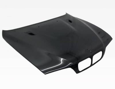 VIS Racing - Carbon Fiber Hood M3 Style for BMW 5 SERIES(E39) 4DR 97-03 - Image 2