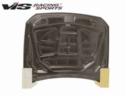 VIS Racing - Carbon Fiber Hood OEM Style for BMW 5 SERIES(F10) 4DR 11-15 - Image 3