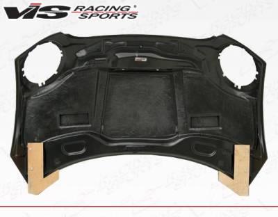 VIS Racing - Carbon Fiber Hood DTM Style for BMW Mini Cooper Convertible 09-14 - Image 4