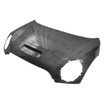 VIS Racing - Carbon Fiber Hood OEM Style for BMW Mini Cooper Convertible 09-14 - Image 1